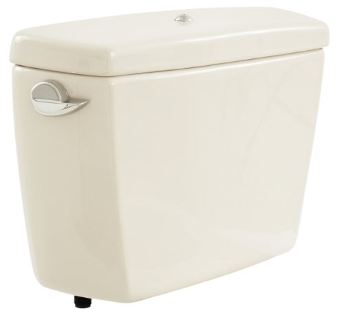 TOTO ST706DB#11 Carusoe Insulated Bolt Down Lid Tank with 1.6 Gallon Flushing System, Colonial White (Tank Only) -