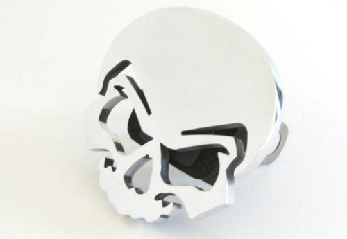 Awesome Design Skull (Skull Hitch Cover - 2