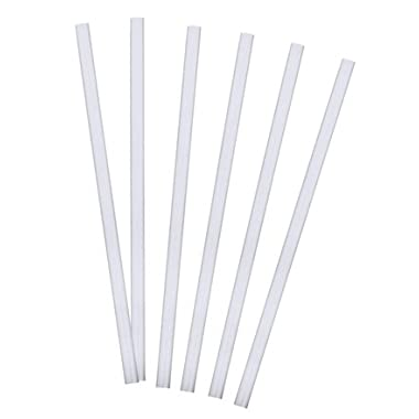 Tervis Tumbler Straight 11  Clear Straws Set of 6