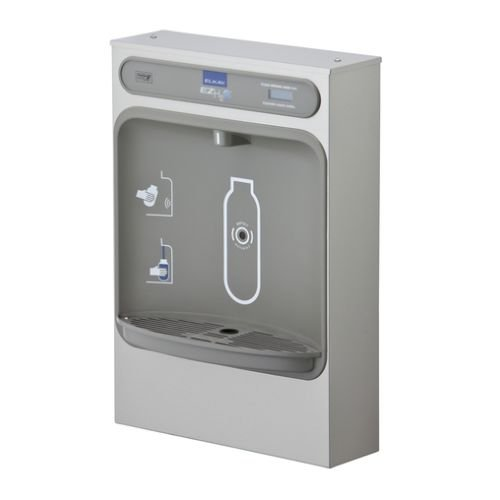 Elkay EZWSSM EZH2O Wall Mount Bottle Filler with Hands-Free Operation, N/A (Water Bottle Station compare prices)