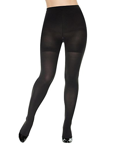 SPANX Bodyshaping Tight-End Tights 128 - Size C(Black) (Black Control Top Tights compare prices)