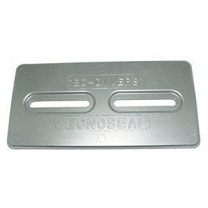 Tecnoseal TEC-DIVERS Plate Anode - Zinc by Generic