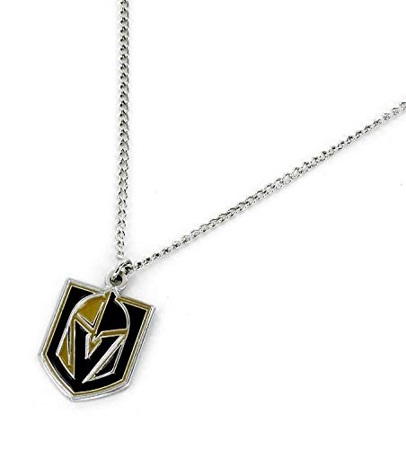 aminco NHL Vegas Golden Knights Logo Pendant