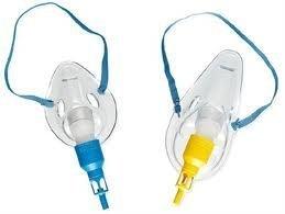 Venturi Oxygen Mask - Flexicare Adult Venturi Oxygen Mask 28% X 1 by Flexicare Inc.