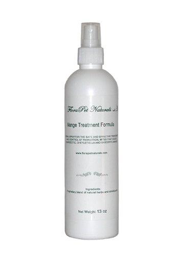 FloraPet Naturals Mange Treatment Formula (NEW)