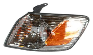 TYC 18-5522-00 Toyota Camry Driver Side Replacement Signal Lamp (Signal Assembly Left Driver Lamp)