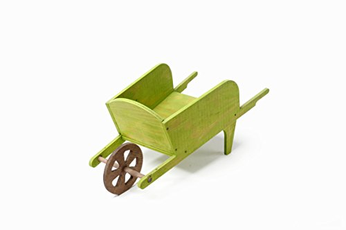 "Used, Susquehanna Decorative Wheelbarrow, Green, 37"" x 17"" for sale  Delivered anywhere in USA"