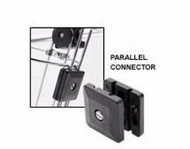 Polyform U.S. True-Fit Fender Holders Parallel Connector (Pkg. of 2)