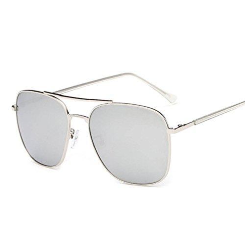 Gafas Gafas de UV400 3 de Mujeres Coolsir protección de sol gafas polarizadas Moda cuadrada conducción unisex forma Hombres Enxq6gzOw