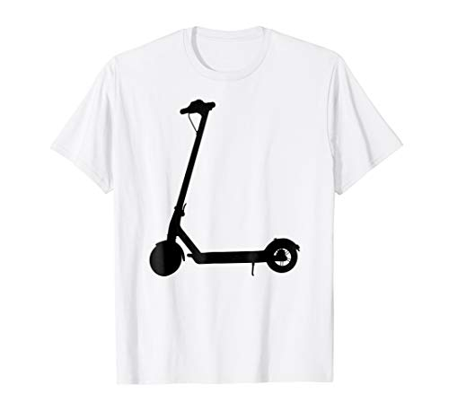 Scooter Riding Fun Leisure Electric Scooter Tshirt