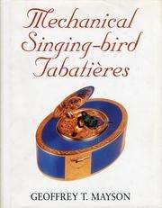 Mechanical Singing-Bird Tabatieres