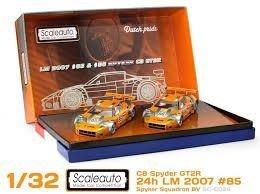 scaleauto-scale-auto-1-32-slot-car-slot-car-spyker-spyker-c8-spyder-gt2r-24h-lm-2007-85-86-limited-b