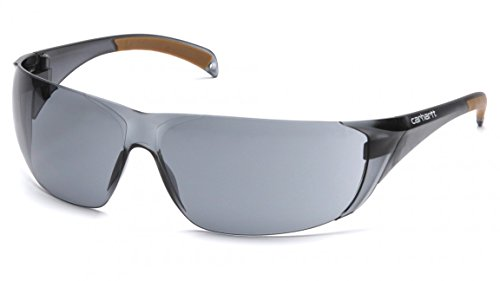 Carhartt Billings Safety Sunglasses with Gray Anti-fog - Safety Sunglasses