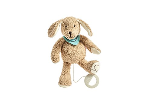 Kathe Kruse - Dog Sammy Musical Pull Toy ()