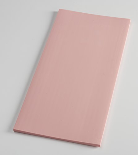 Speedball 4118 Speedy-Carve Block Printing Carving Block - Soft, Easy Carve Surface - 6 x 12 Inches, Pink