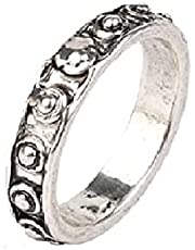 Mind Silver Ring Size 4.5 , 2724443051914