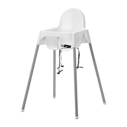 Marvelous Amazon Com Ikea Antilop High Chair Kitchen Dining Short Links Chair Design For Home Short Linksinfo