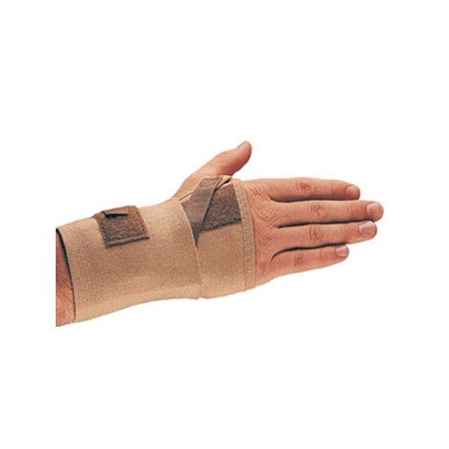 Decade 41600 Left Hand Active Support Brace Power Strap, X-Small, Beige