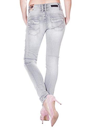 Jeans Blue Skinny Monkey Uni Gris Jeans Femme P7g1Tq7