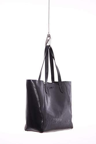 Hogan Shopping Bag In Pelle Lucida Nera Donna Taglia Unica Amazon It Abbigliamento