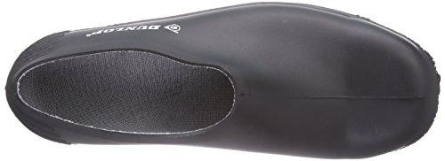 Klomp Negro Adulto 00 Unisex Zuecos Zwart Dunlop zwart 44 814p Plastic negro OxgCHwaq