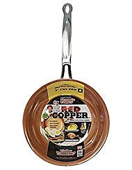 (Red Copper 8-Inch Fry Pan)
