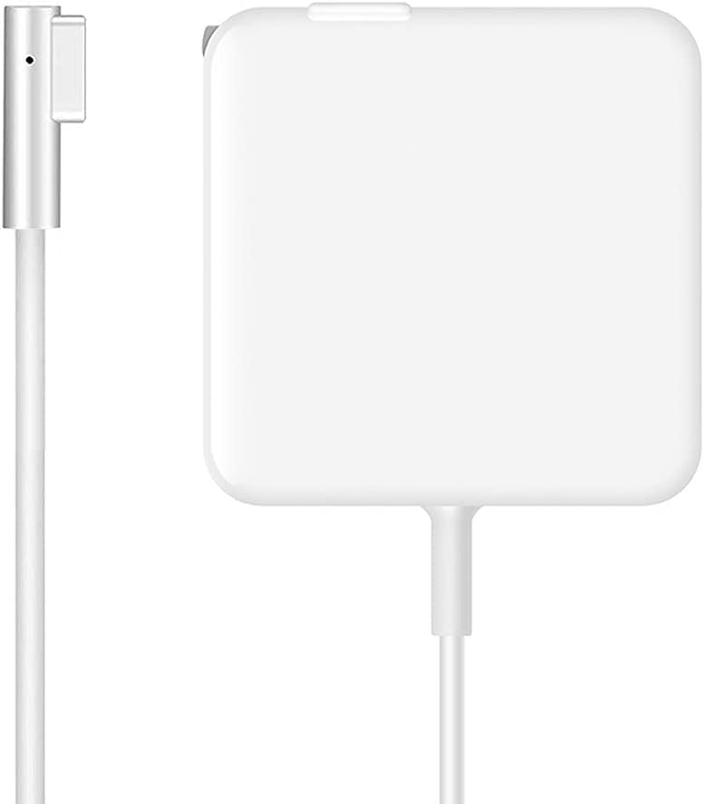 Replacement Charger for MacBook Pro Charger, 60W Magnetic L-Type Charger for MacBook 13-Inch(Before Mid 2012)