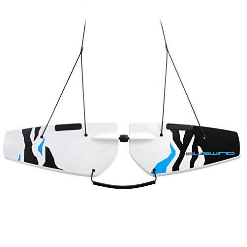 (Subwing - Fly Under Water - Towable Watersports Board for Boats - 1, 2, 3, 4 Person Tow - Alternative Pull Behind to Water Skiing, Flying Tubes & Tube Floats - Best Boat Accessories)
