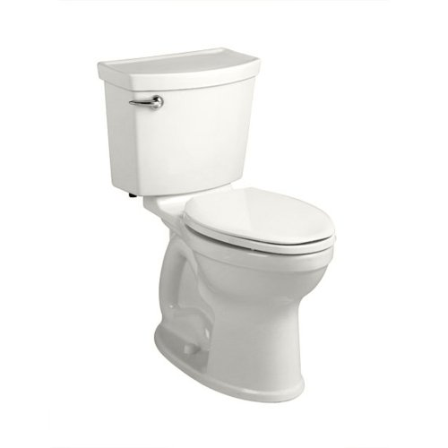 outlet American Standard 241BA104.020 Champion-4 HET Right Height Round Front Toilet (2 Piece), White