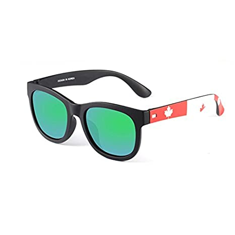 Gafas Estilo Tropical Unisex Anti Glare Anti-UV Polarizado ...