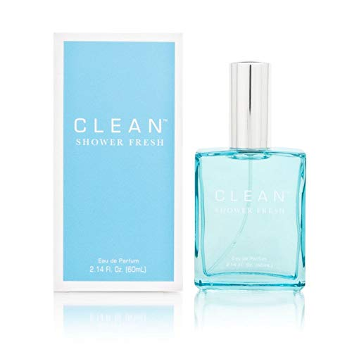 - CLEAN Shower Fresh Eau de Parfum Spray, 2.14 Fl Oz