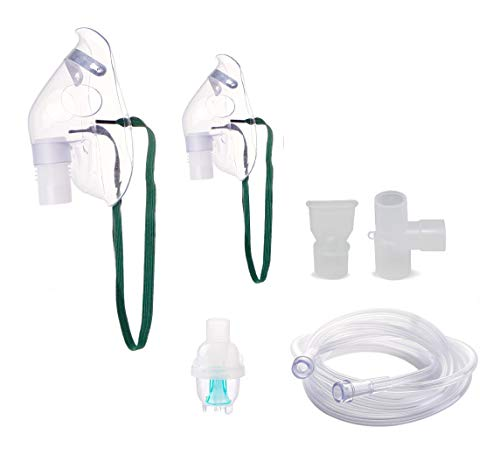 (Breathing Masks and Accessories for Compressor System Cool Mist Include Adult and Child Replacement (Masks Accessories))