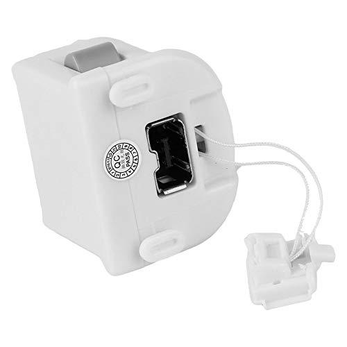 Sensor de movimiento Motion Plus MotionPlus para control remoto de Nintendo Wii: Amazon.es: Videojuegos