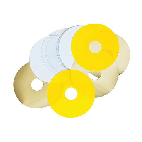 Amana Tool - DSS-100 14 Pcs Dado shims 5/8 Bore