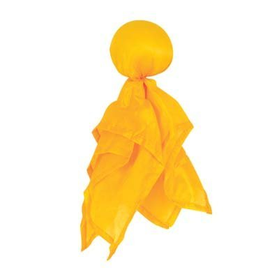 Football Yellow Penalty Flag 9 Inch