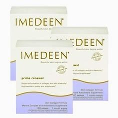 3 X Imedeen Prime Renewal 120 Tablets, 3 Month Supply Brand - Three Supply Month