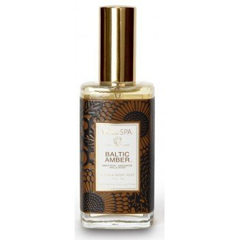 Voluspa Baltic Amber Room and Body Mist Limited 3.2 oz by Voluspa