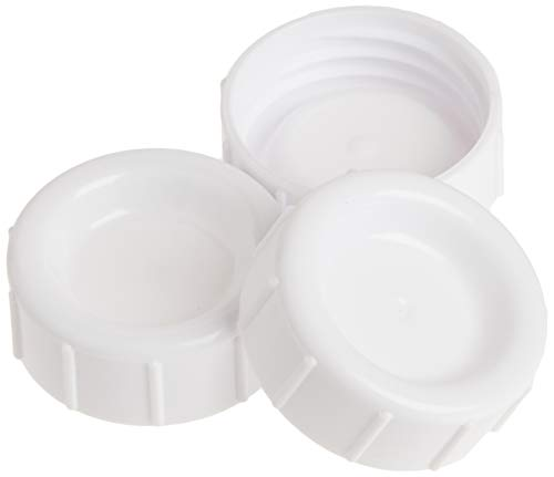 Dr. Brown's Replacement Travel Caps for Dr. Brown's Original, Options, and Options+ Baby Bottles, 3 Count