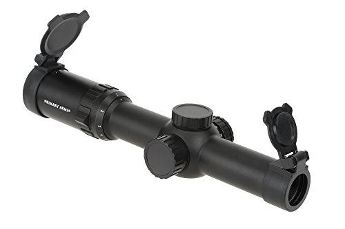 Primary Arms 1-6X24mm SFP Riflescope Patented ACSS 5.56/5.45 / .308 Reticle Gen III - PA1-6X24SFP-ACSS-5.56