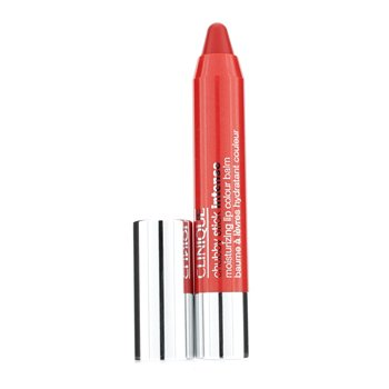 Clinique Chubby Stick Intense Moisturizing Lip Colour Balm, No. 4 Heftiest Hibiscus, 0.1 Ounce