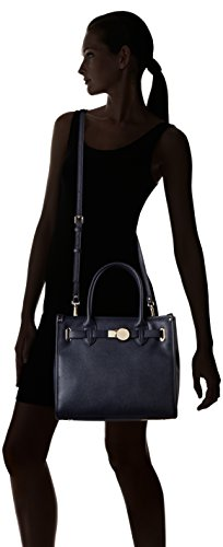Tommy Hilfiger American Icon Tote Solid - Bolsos totes Mujer Azul (Tommy Navy)