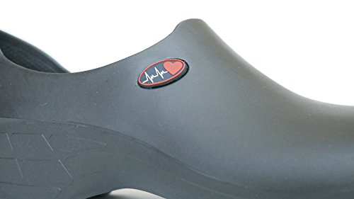bb0c77137ae1 Sticky Shoes - Women s Cute Nursing Shoes - Waterproof Slip-Resistant - Keep  Nursing