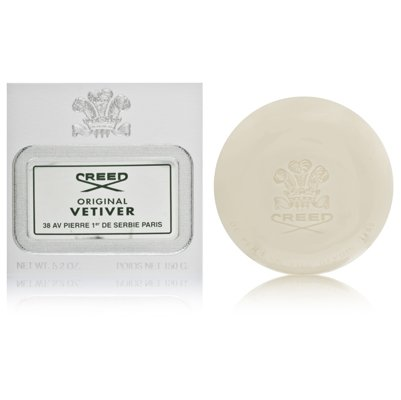 CREED VETIVER by Creed for MEN: SOAP 5 OZ