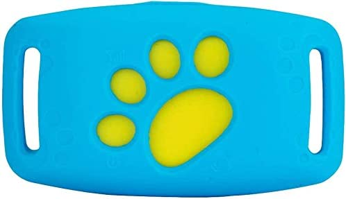 GPSペットトラッカーは、ミニ抗失われたインテリジェントな製品ローズMパンプス,優れた,青い