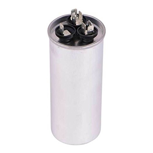 Replaces Lennox Capacitor - Lennox 89M78 - Dual Capacitor 45+4 @ 370