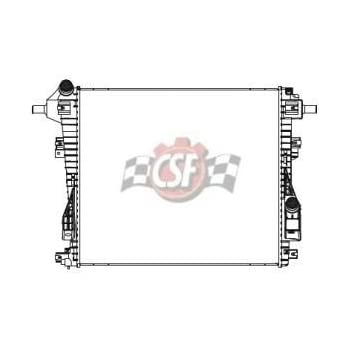 CSF 3601 Radiator