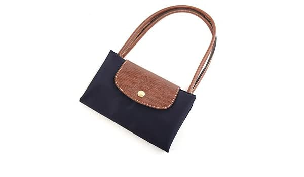 Amazon.com   Longchamp Le Pliage Foldable Small Tote Bag-myrtille (9 3 4