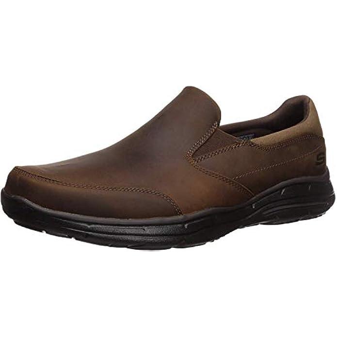 Skechers Men's Glides Calculous Loafer