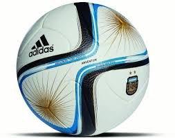 adidas Original Argentina Argentum Official Match tamaño de la Bola 5