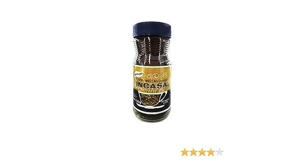 Amazon.com : Incasa Cafe Instantaneo de Guatemala (Guatemalan Instant Coffee) 100grs : Grocery & Gourmet Food